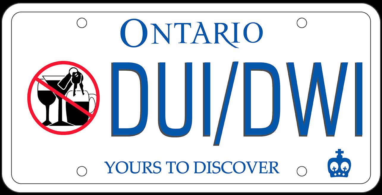 DUI Insurance Ontario